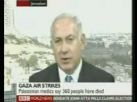 Former Israeli PM Benjamin Netanyahu on Democraticly Elected Hamas