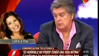 Florencia Peña habla sobre el video prohibido