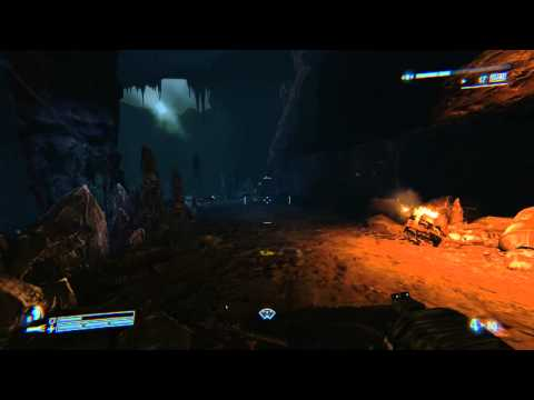 Aliens colonial marines gameplay walkthrough mission 6 for bella