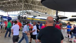 Seattle square dance July 2018 - Aviation Museum