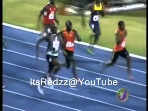 SPORTS COMMENTARY   TVJ   USAIN BOLT LOSES RACE TO YOHAN BLAKE JAMAICA