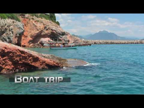Alanya – Turkey 2009  HQ Boat Trip Video