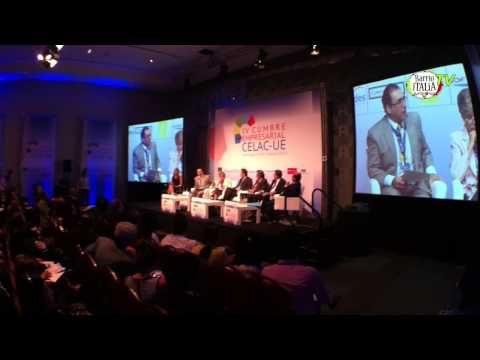 Celac UE, emprendimientos colombianos - Segundo Coloquio - Sergio Daz-Granados