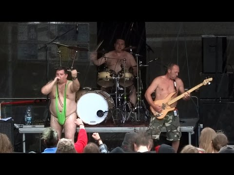 Spasm - Masturbation no pain no gain (Eine in Teich 2014)