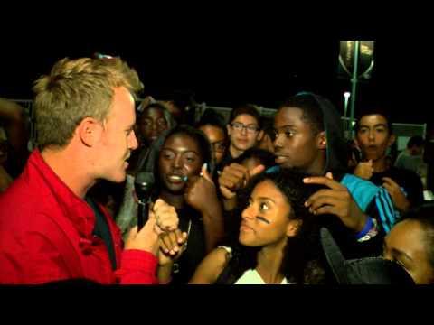 Week 4: Hogcast Bowe Fertig with Olympian High School crazy fans
