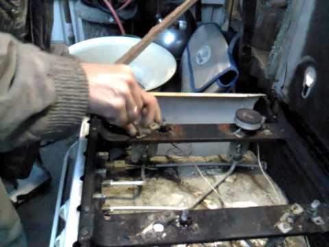 Как чистить форсунки на газовой плите своими руками