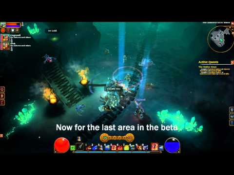 Torchlight 2 Beta Gameplay Part 2