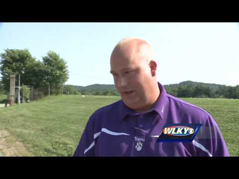 Former Bardstown football player drowns