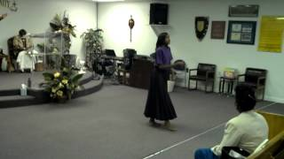Heart of Worship Tasha Cobbs Praise Dance