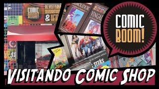 Conhecendo uma Comic Shop - (Comic Boom)
