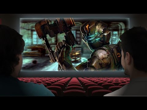 ISSAC DEAD SPACE! Backseat Gaming Dead Space 2 Part 1