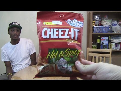 WE Shorts - Glories Sea Salt Sweet Potato Chips & Cheez-It Hot & Spicy