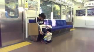 Scholars in Japan do not sleep enough!