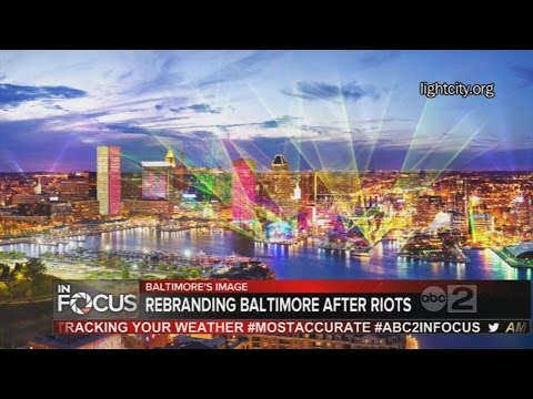 Rebranding Baltimore after the riots