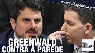Senador Marcos do Val coloca Glenn Greenwald contra a parede e defende Sergio Moro - Gov. Bolsonaro