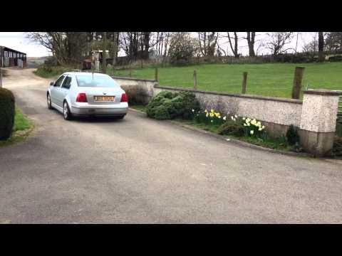 VW Bora TDI Straight Pipe Exhaust Jetta MK4