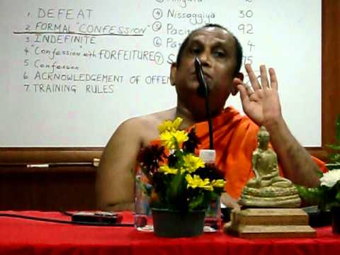 Rev.dr.sumana Siri's Dhamma Talk1  the Need To Change Some Vinaya Rules Of Monks video