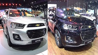 All new Chevrolet Captiva 2016, 2017 2.4L, four cylinder, 167 hp engine LTZ