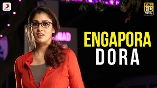Engapora Dora Lyrical Video Song HD DORA | Nayanthara, Vivek, Mervin