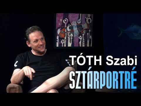 Tóth Szabi interjú - Sztárportré