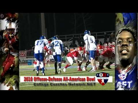 2010 Offense-Defense All-American Bowl