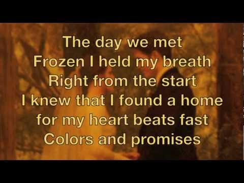 Christina Perri A Thousand Years Breaking Dawn Part 2 With Lyrics video
