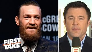 Chael Sonnen makes predictions for Conor McGregor vs. Donald Cerrone at UFC 246 | First Take