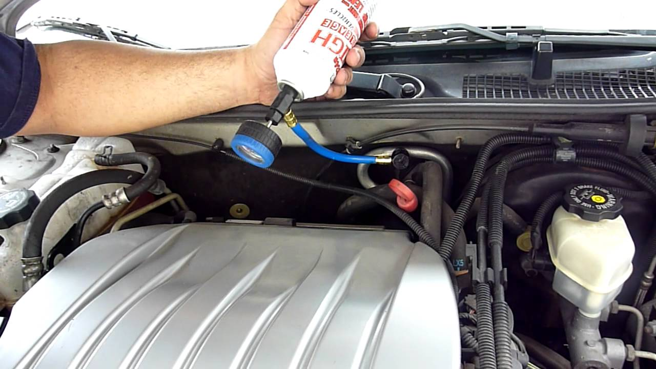 Service manual [How To Recharge A 1999 Oldsmobile 88 Air ...