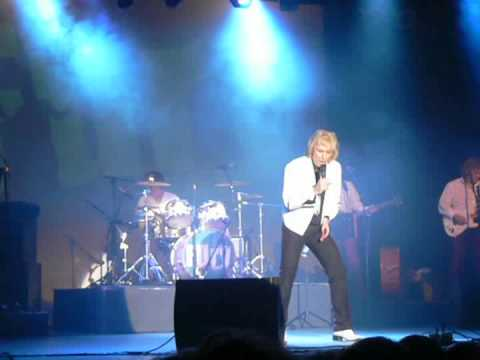 Halfway To Paradise Michael King Billy Fury Tribute video
