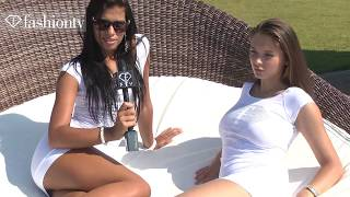 Phi Beach with FTV Models - Summer 2011, Sardinia | FashionTV - FTV.com