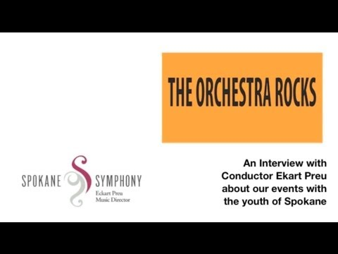 Spokane Symphony Youth Event - May 2013