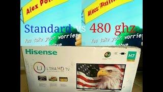 """Hisense h7 4k uhd 50"""" tv - part 1 SMR FIX"""