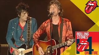 The Rolling Stones Video - The Rolling Stones - Dead Flowers (Live) - Hope Estate, Hunter Valley