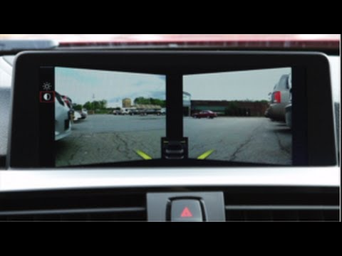Bmw Side View Cameras Youtube