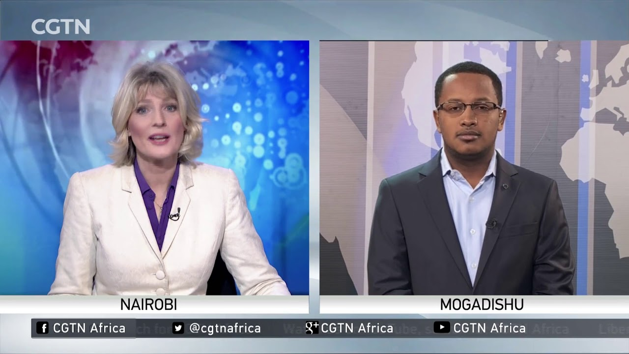 CGTN: Ethiopian Troops in Somalia to Boost Fight Against Al-Shabaab