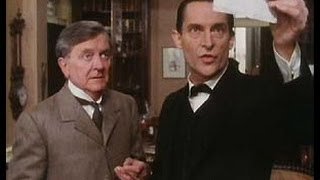Jeremy Brett | The Dancing Men | Granada TV Series | Season 1 Episode 2 |