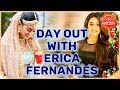 Day Out With Erica Fernandes Aka Prerna | Saas Bahu Aur Saazish