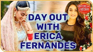 Day out with Erica aka Sonakshi