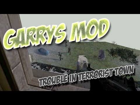 Gmod - Trouble in Terrorist Town - 5