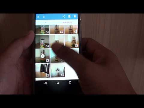 Google Nexus 5: How to Delete All Photos