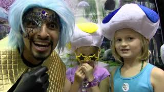 Ignite Your Light Kidz-Video 1, Kids and Family Expo, Mushrooms with Dark Harry