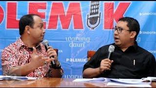 Fadli Zon: Yakin AHOK Bersalah Minta KPK & BPK Lanjutkan Kasus Sumber Waras