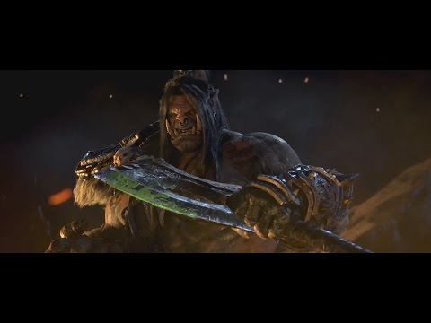 World of Warcraft: Warlords of Draenor Cinematic Trailer (WoW WOD Cinematic)