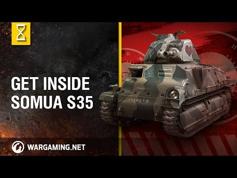 Inside the Chieftain's Hatch: SOMUA S35 part 2