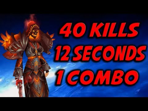 Fire Mage Kills 40 People in 12 Seconds Explanation by Cartoonz