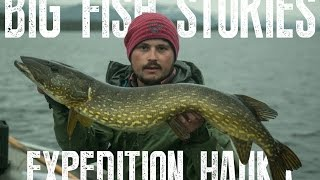 Big Fish Stories - Expedition Hauka TRAILER