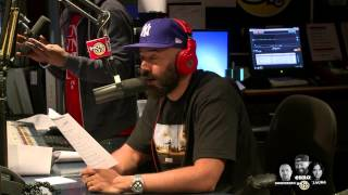 Ebro in the Morning Discuses the Root of the Meek & Drake Beef