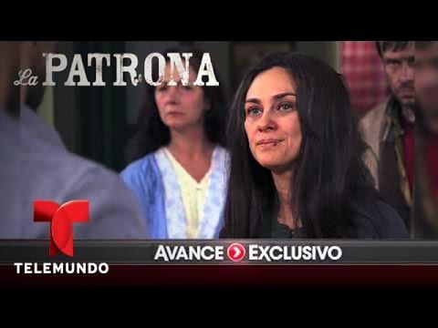 La Patrona / Avance Exclusivo 36 / Telemundo