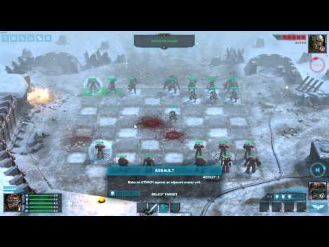 Warhammer 40k Regicide Early Access - Skirmish vs Orks