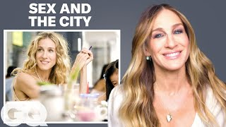 Sarah Jessica Parker Breaks Down Her Most Iconic Characters | GQ